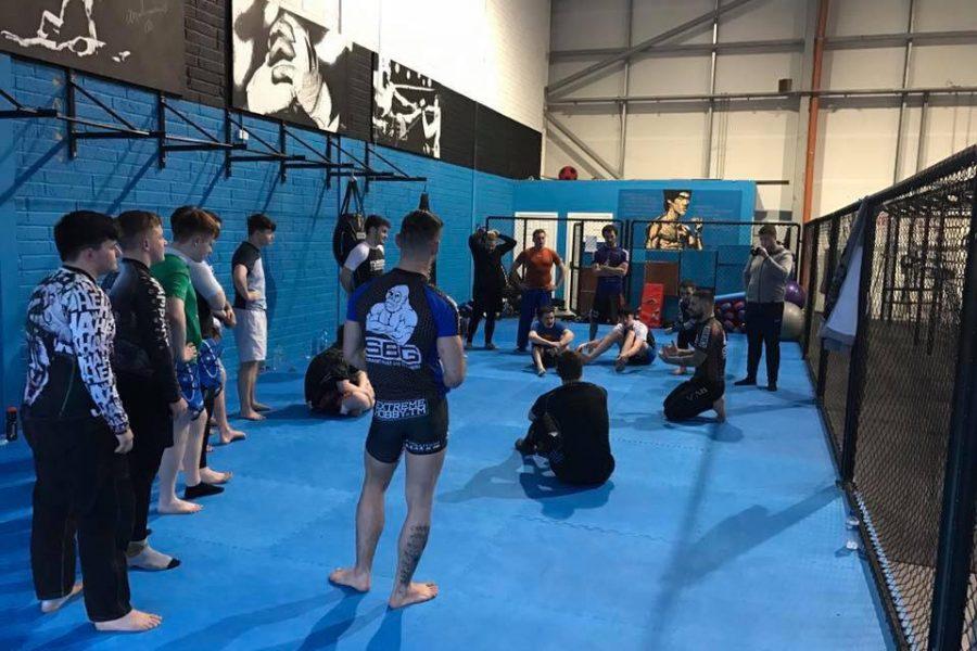 Seminar with Kieran Davern